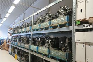 motorer till Lusitano